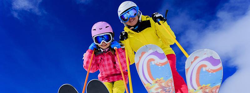 Как научится кататься на лыжах 3