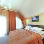 Шале Superior отельный комплекс Буковель 04