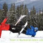 Тур из Киева на Новый Год 2016 в Буковель 02