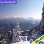 Драгобрат на Новый Год 2016 _tour 3