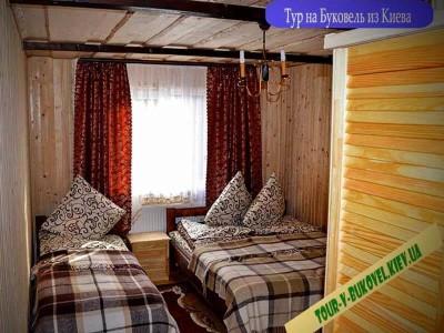 Тур в Буковель из Киева